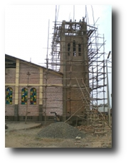 Shangi Kirche 180x230