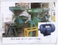 Mühlen für Shangi und Muyange