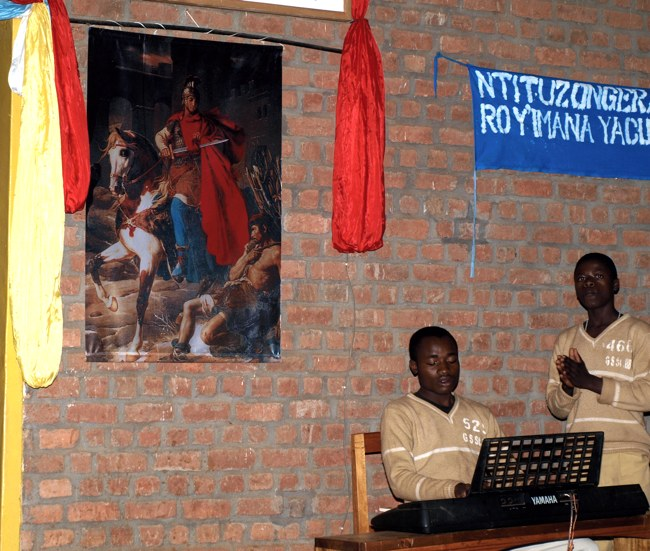 Heiliger Martin in Shangi/Ruanda