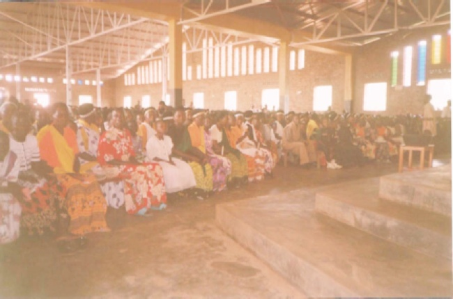 Ruanda Weihnachten