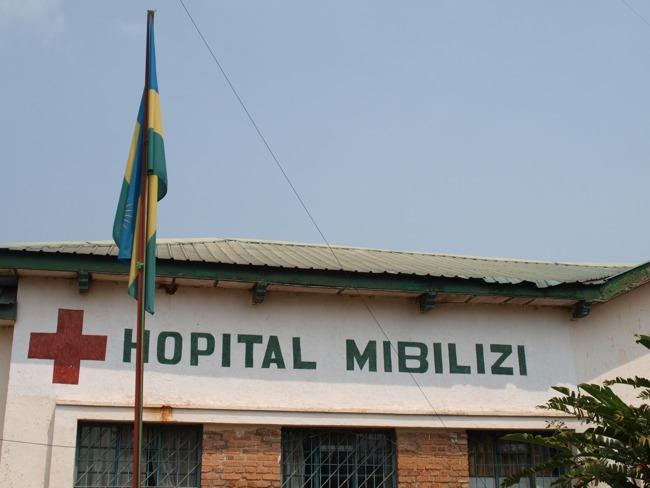 Hospital Mibilizi Rwanda