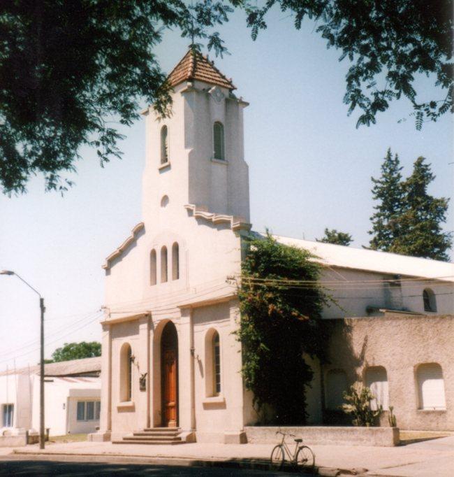 Kirche in Villa Rodriguez