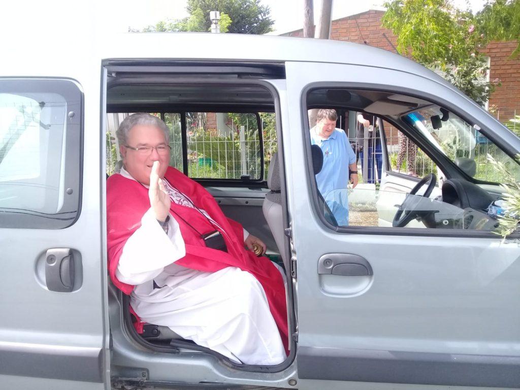 Pfarrer Nelson Gonzalez (Uruguay)